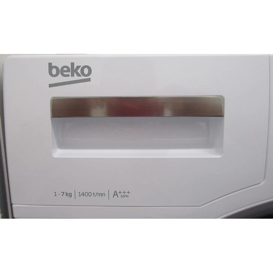 Beko WTV7744XWDOS - Tiroir à détergents