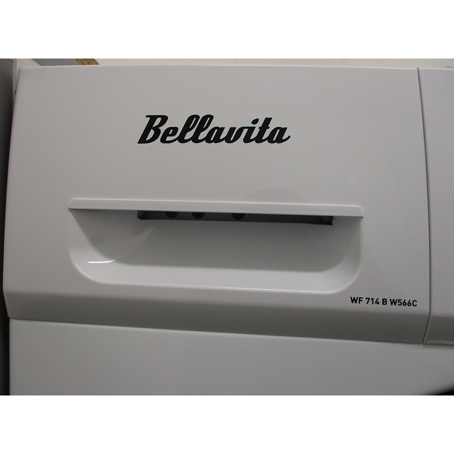Bellavita WF 714 B W566C - Tiroir à détergents