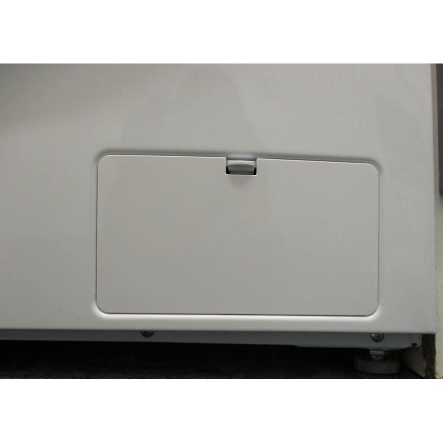 Bellavita WF 714 B W566C - Trappe du filtre de vidange