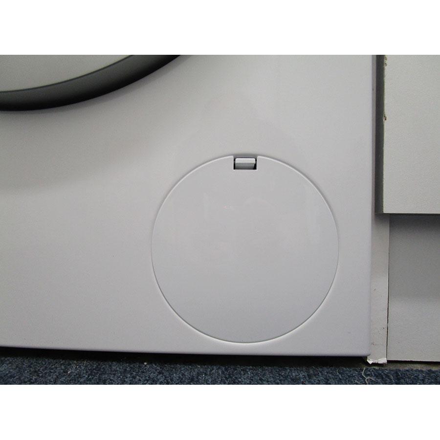 Bosch I-Dos WAT286H9FF - Trappe du filtre de vidange