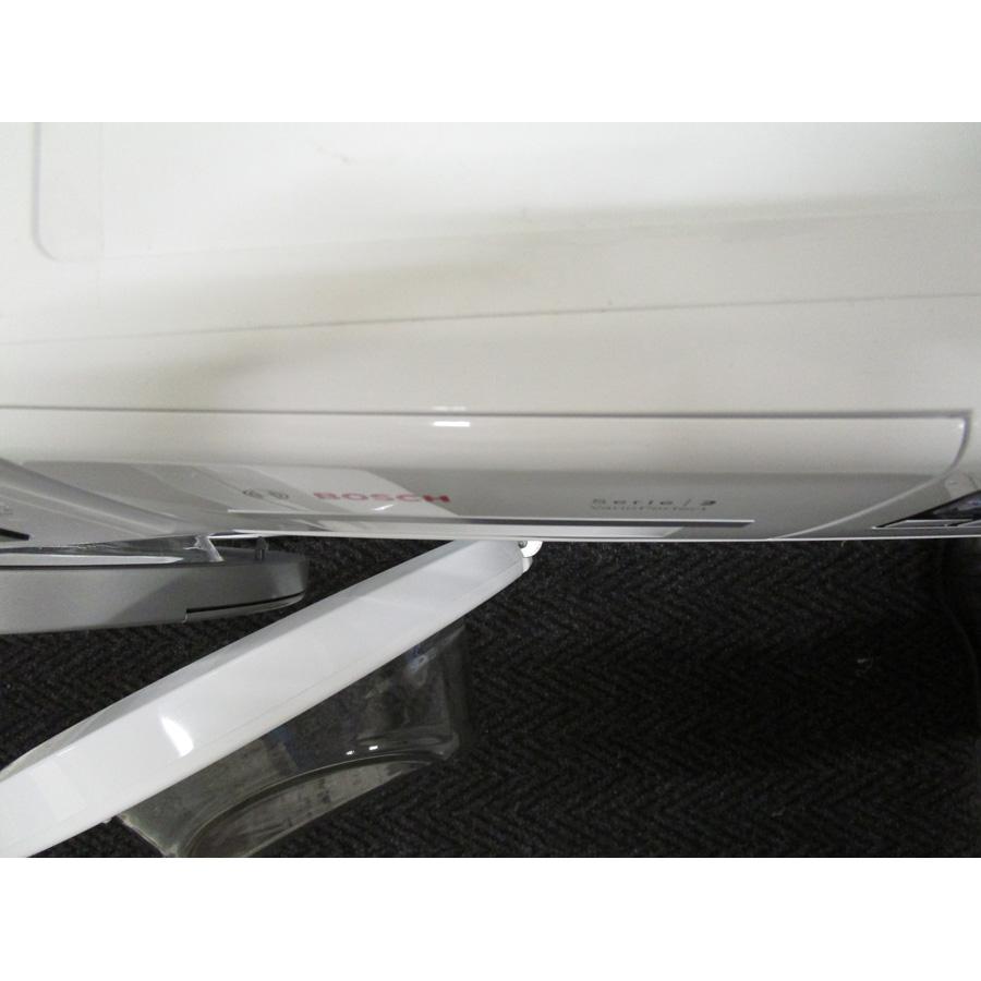 Bosch WAB24211FF - Angle d'ouverture de la porte