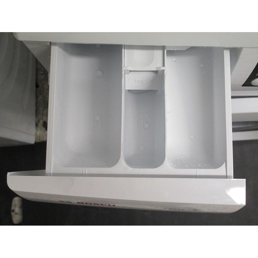 Bosch WAE28217FF Série 2 - Compartiments à produits lessiviels