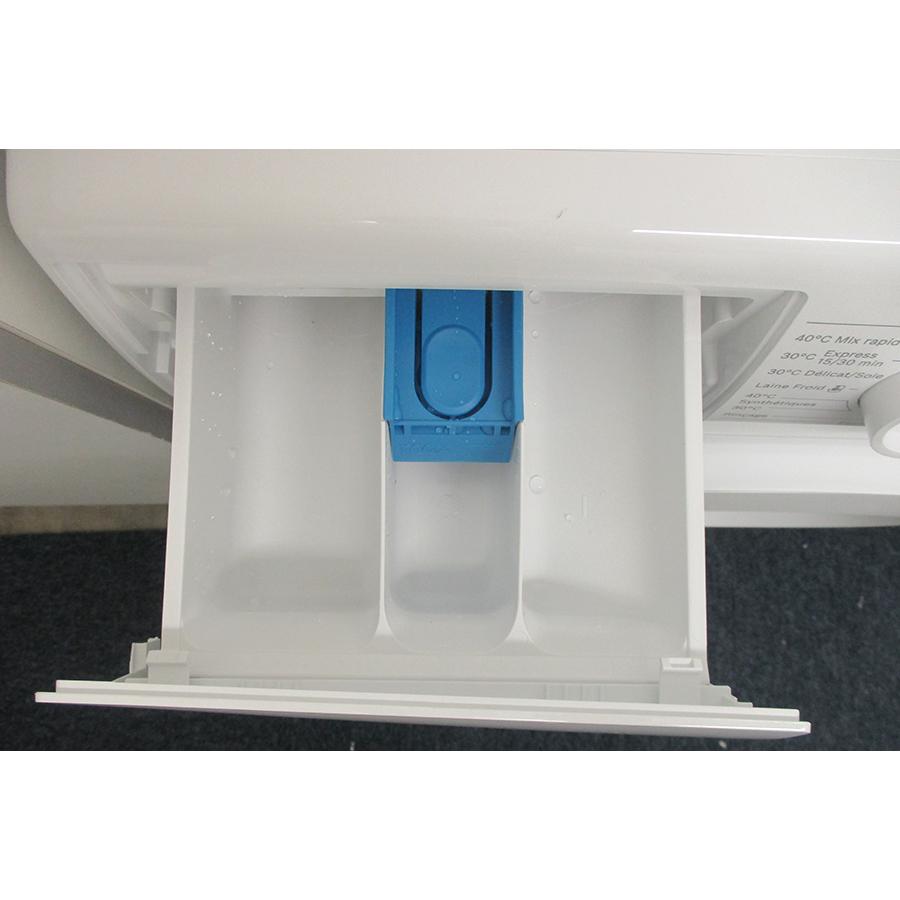 Bosch WAJ28057FF - Sérigraphie des compartiments