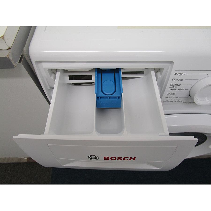 Bosch WAN24200FF - Compartiments à produits lessiviels