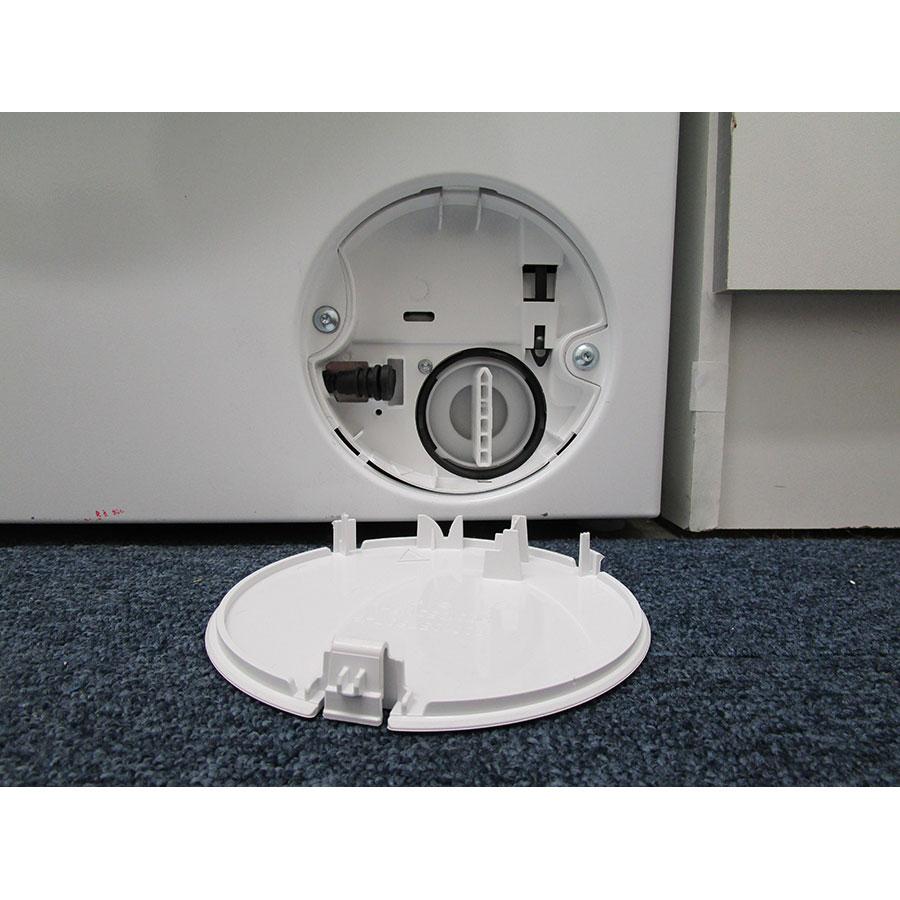 Bosch WAN24200FF - Bouchon du filtre de vidange