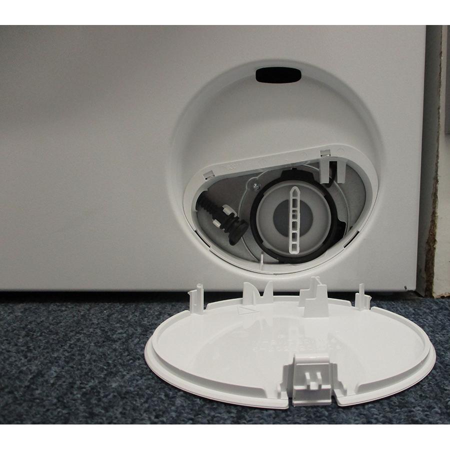 Bosch WAN24208FF - Bouchon du filtre de vidange