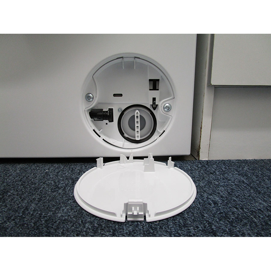 Bosch WAN28070FF - Bouchon du filtre de vidange