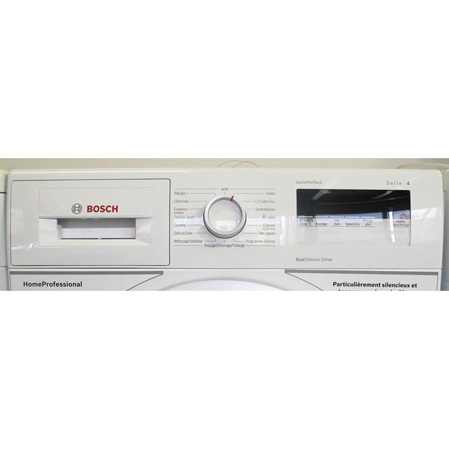 Bosch WAN28150FF Série 4 - Panneau de commandes