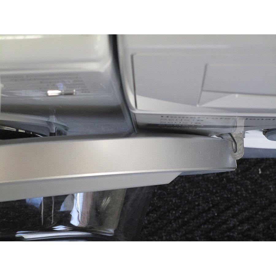 Bosch WAN28150FF Série 4 - Angle d'ouverture de la porte