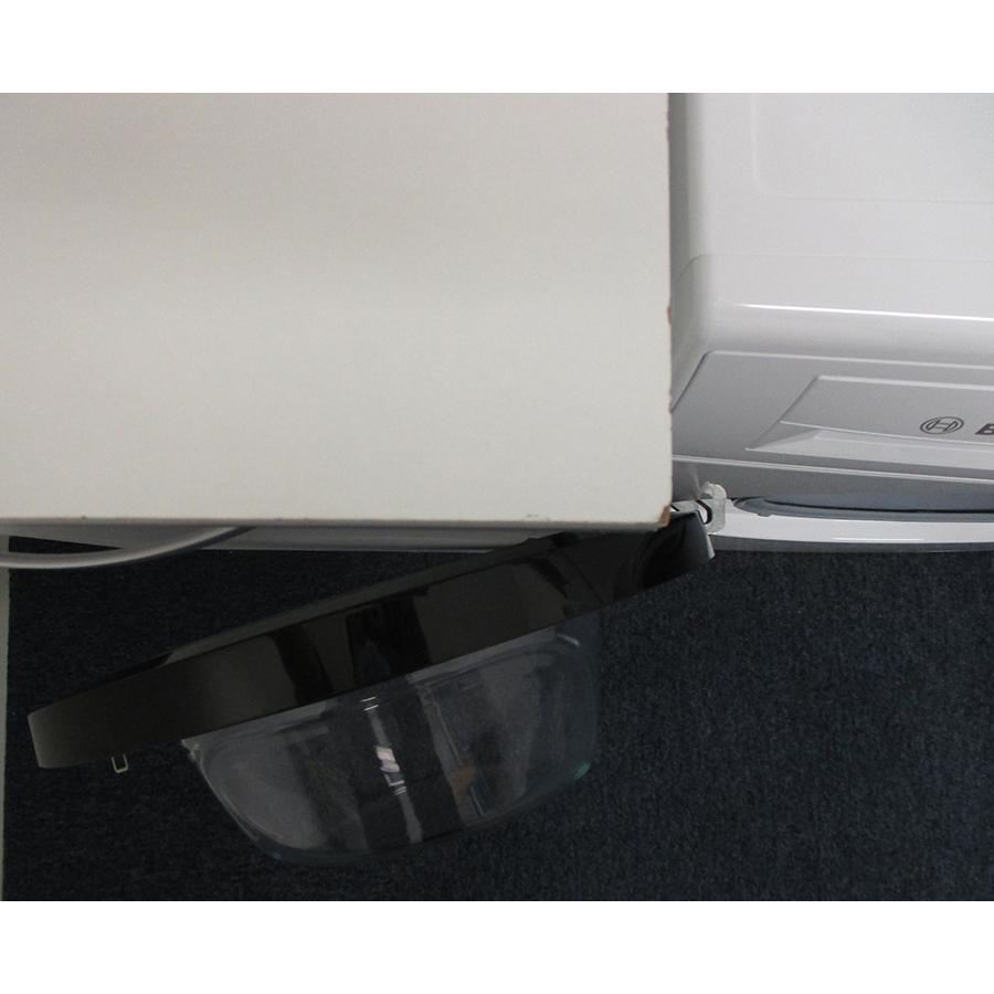Bosch WAN28209FF - Angle d'ouverture de la porte