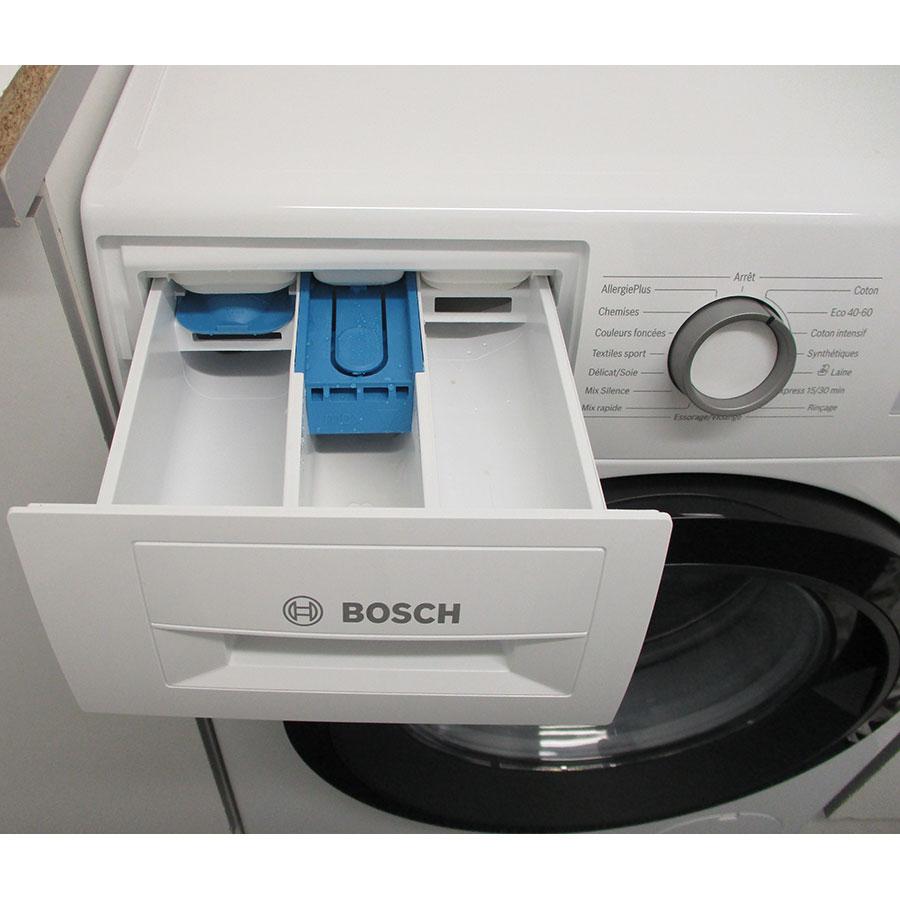 Bosch WAN28218FF - Compartiments à produits lessiviels