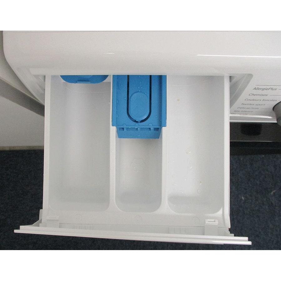 Bosch WAN28218FF - Sérigraphie des compartiments