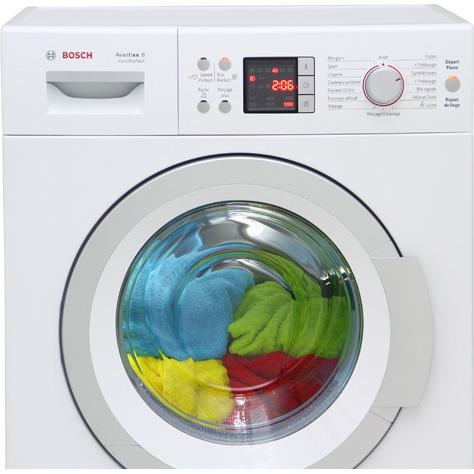 Test bosch waq24482ff avantixx 8 varioperfect lave linge - Que choisir machine a laver ...