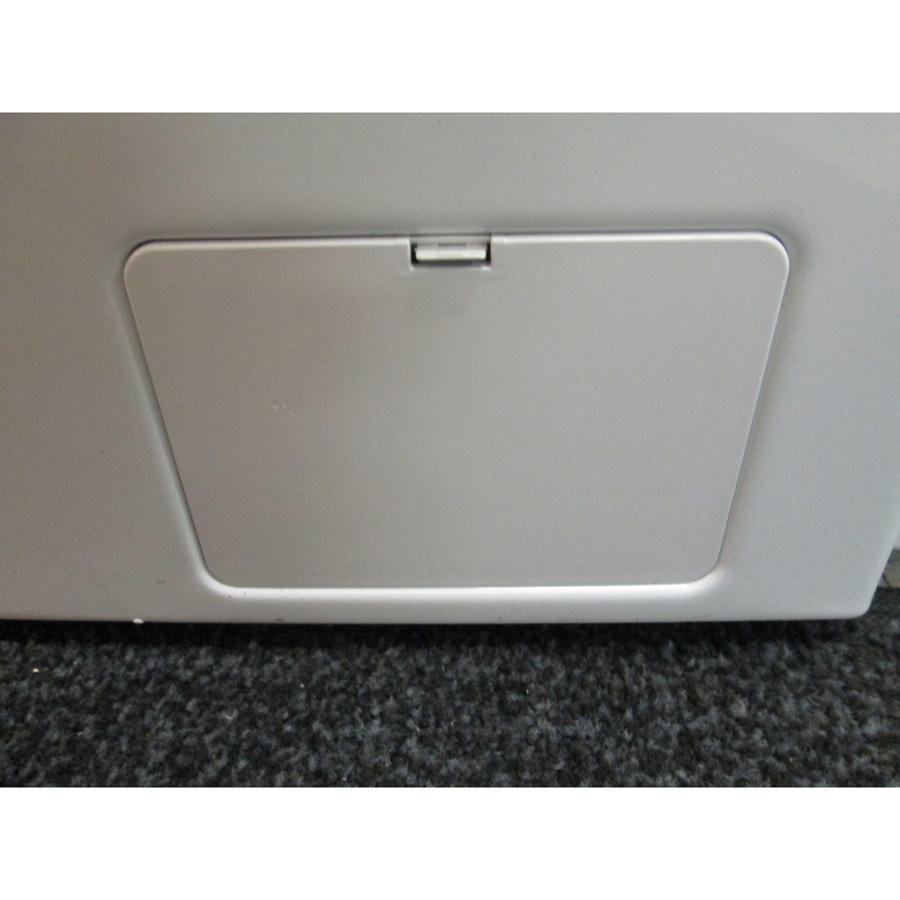 Bosch WAQ24483FF Serie 6 (*13*) - Trappe du filtre de vidange