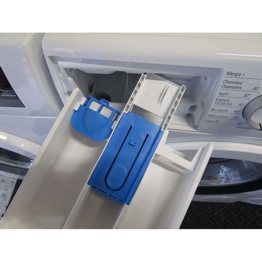 Bosch WAT24320FF - Retrait du bac à produit