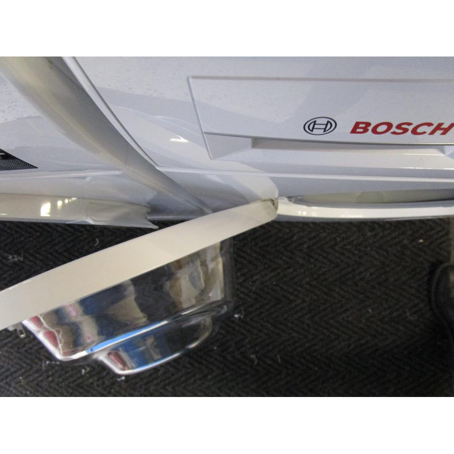 Bosch WAT24320FF - Angle d'ouverture de la porte