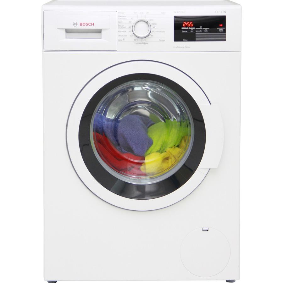 Test bosch wat24320ff lave linge ufc que choisir for Lave linge que choisir