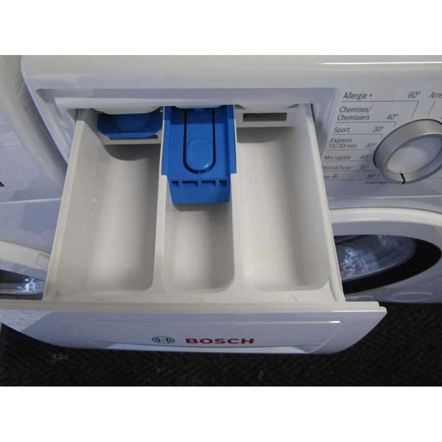 Bosch WAT24320FF - Compartiments à produits lessiviels