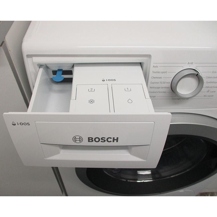 Bosch WAU28S09FF I-Dos - Compartiments à produits lessiviels