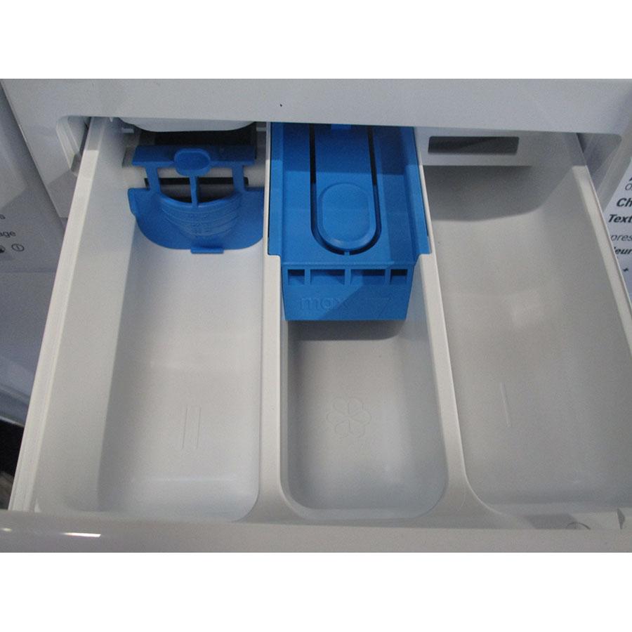 Bosch WAW28750FF ActiveOxygen Série 8 - Sérigraphie des compartiments