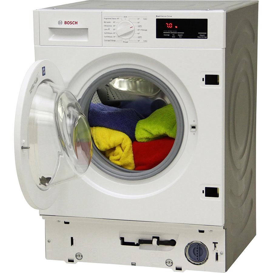 Bosch WIW28340FF - Vue porte ouverte
