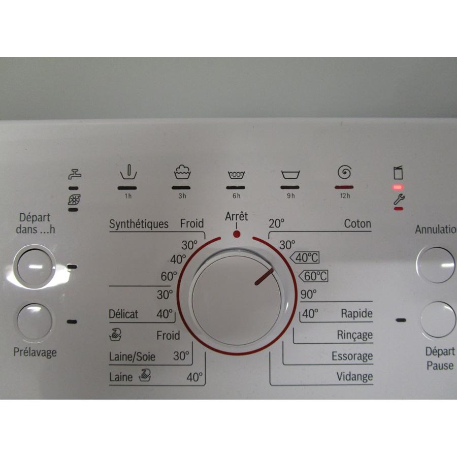 Bosch WOR24156FF - Sélecteur de programme et température