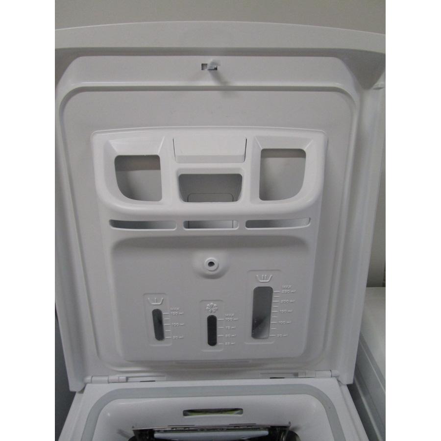 Bosch WOR24156FF - Compartiments à produits lessiviels