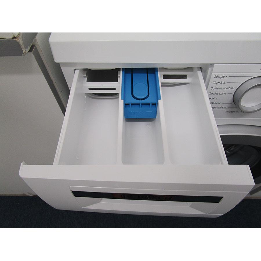 Bosch WUQ24408FF - Compartiments à produits lessiviels