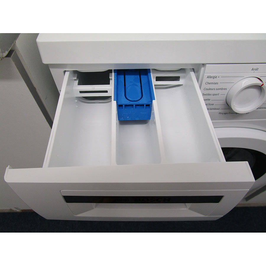 Bosch WUQ28418FF - Compartiments à produits lessiviels