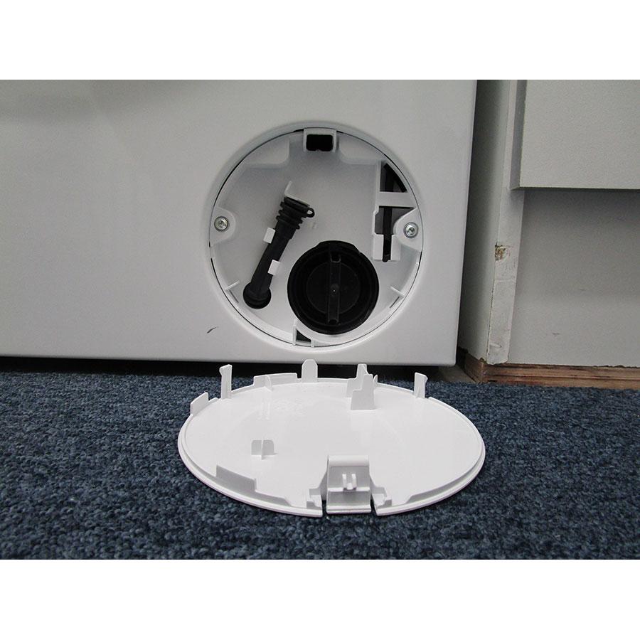 Bosch WUQ28418FF - Bouchon du filtre de vidange