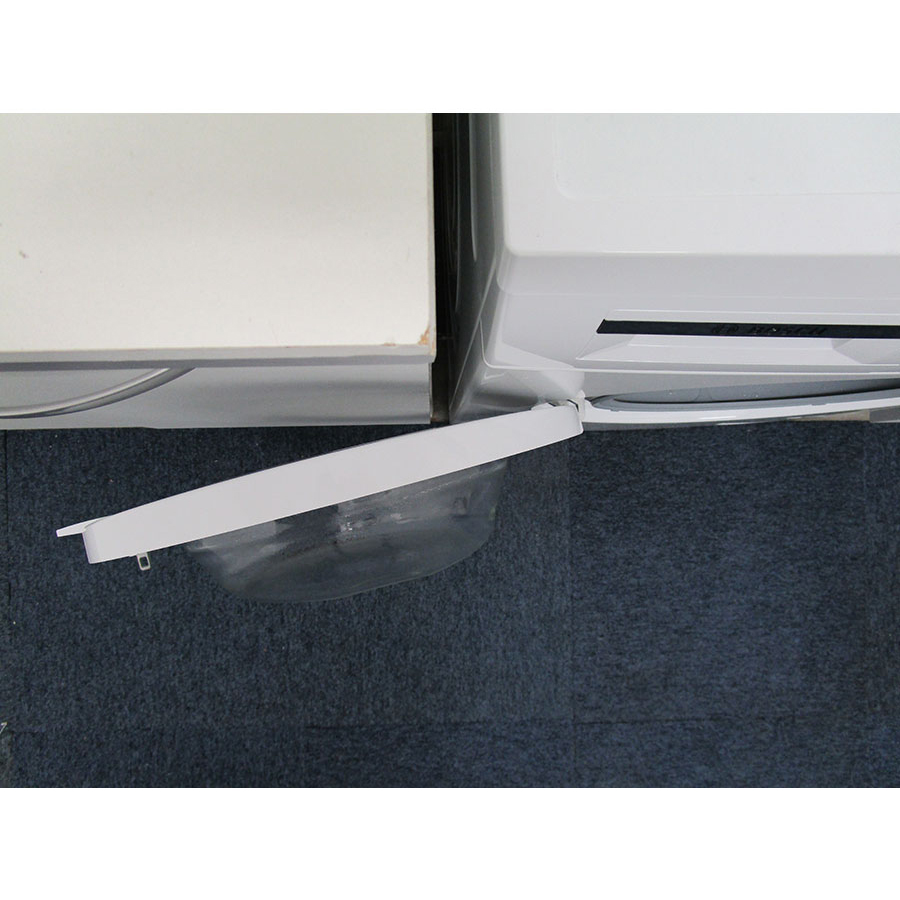 Bosch WUQ28418FF - Angle d'ouverture de la porte