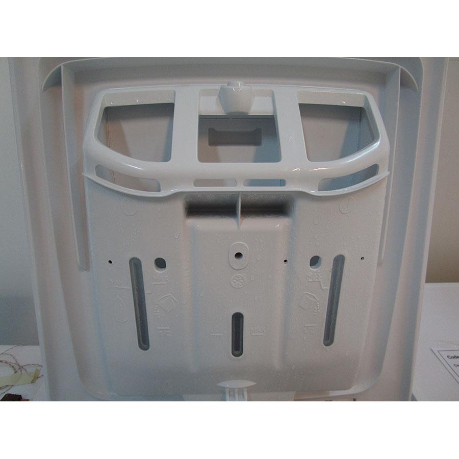 Candy CLT273L - Compartiments à produits lessiviels