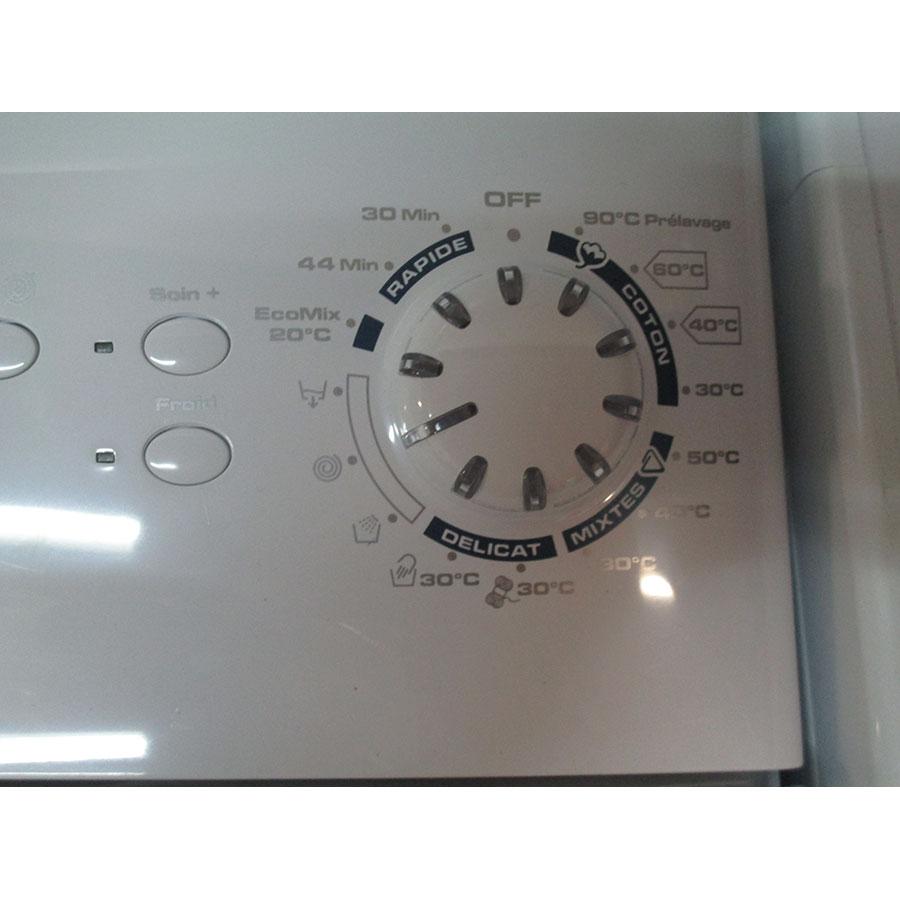 Candy EVOT13061D3 - Sélecteur de programme et température