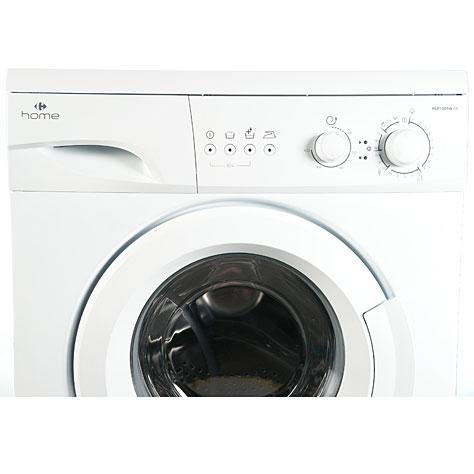 test carrefour home hlf1005w-11 - lave-linge - ufc-que choisir