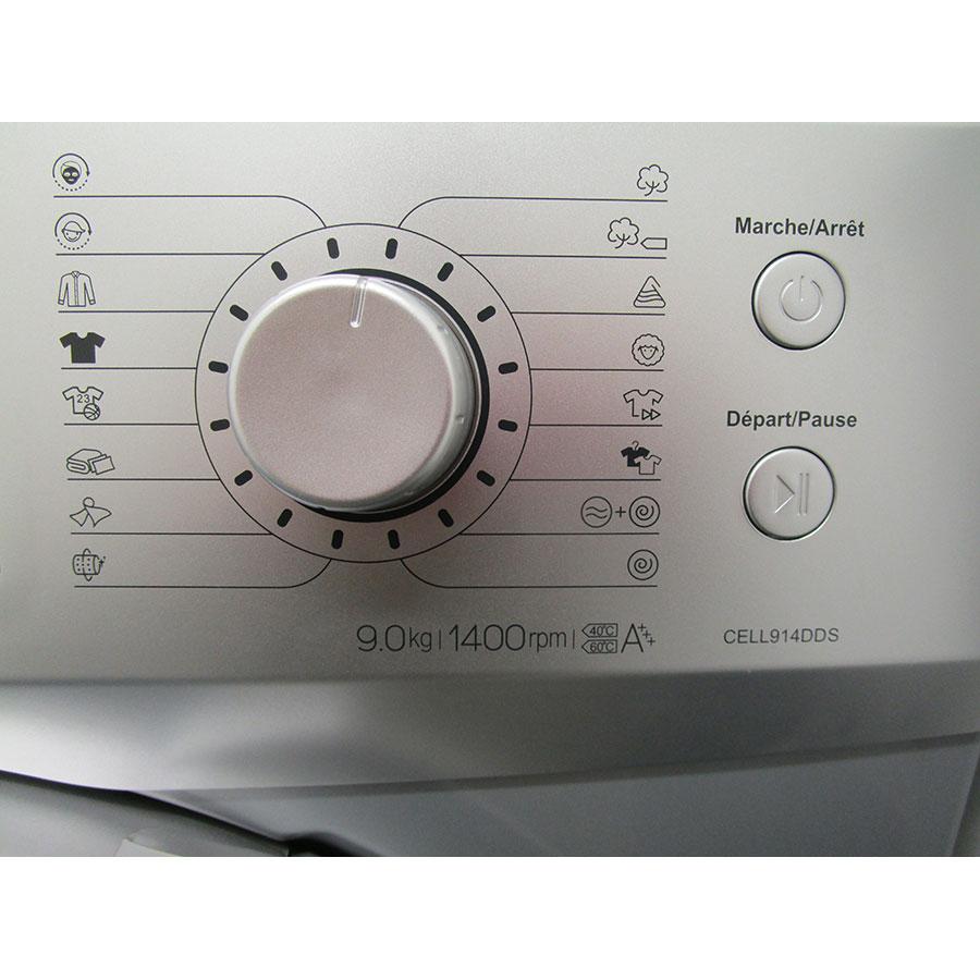 Continental Edison (Cdiscount) CELL914DDS - Sélecteur de programme