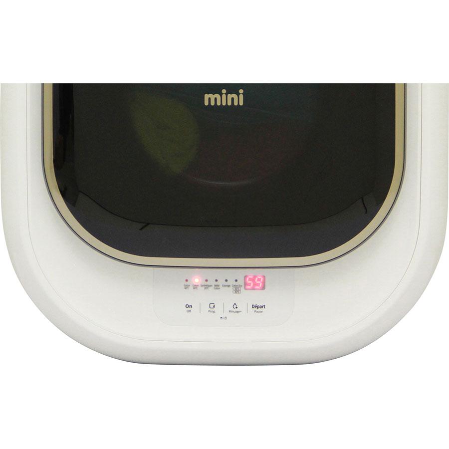 Daewoo Dwd Cv801cg Mini 3 Kg