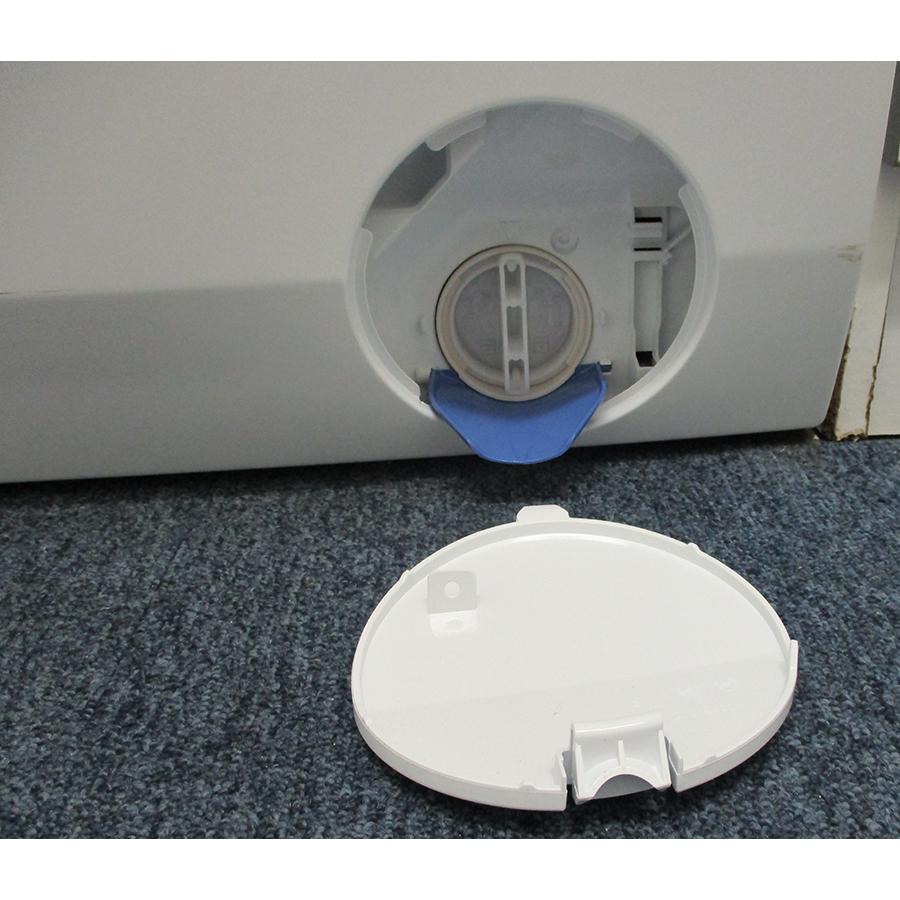 Electrolux EW6F1496AM - Bouchon du filtre de vidange
