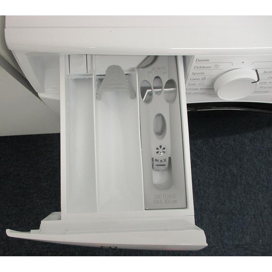Electrolux EW6F1496AM - Compartiments à produits lessiviels