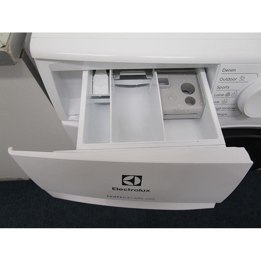 Electrolux EW6F4840SP(*10*) - Compartiments à produits lessiviels