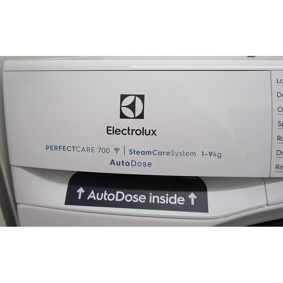 Electrolux EW7F3921RL - Tiroir à détergents
