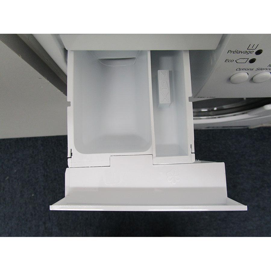 Electrolux EWC1350 - Sérigraphie des compartiments