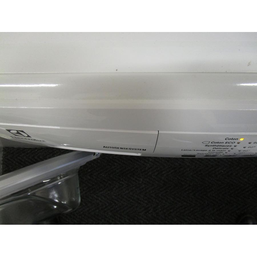 Electrolux EWF1404RA - Angle d'ouverture de la porte