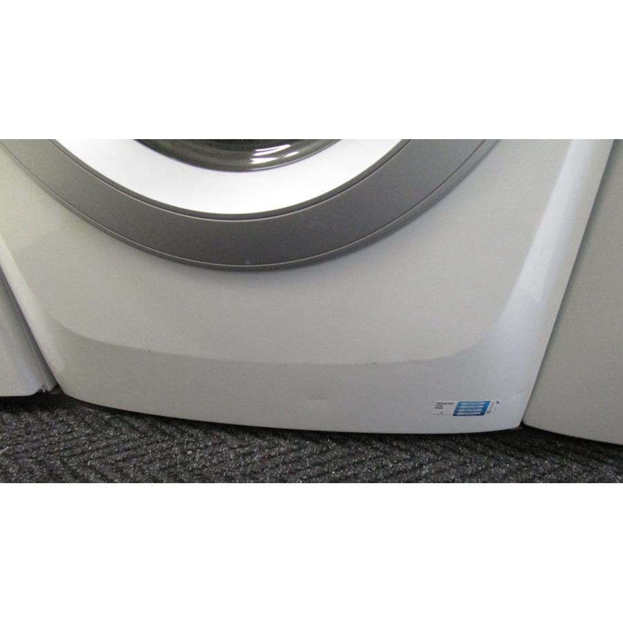 Electrolux EWF1404RA - Absence de filtre de vidange