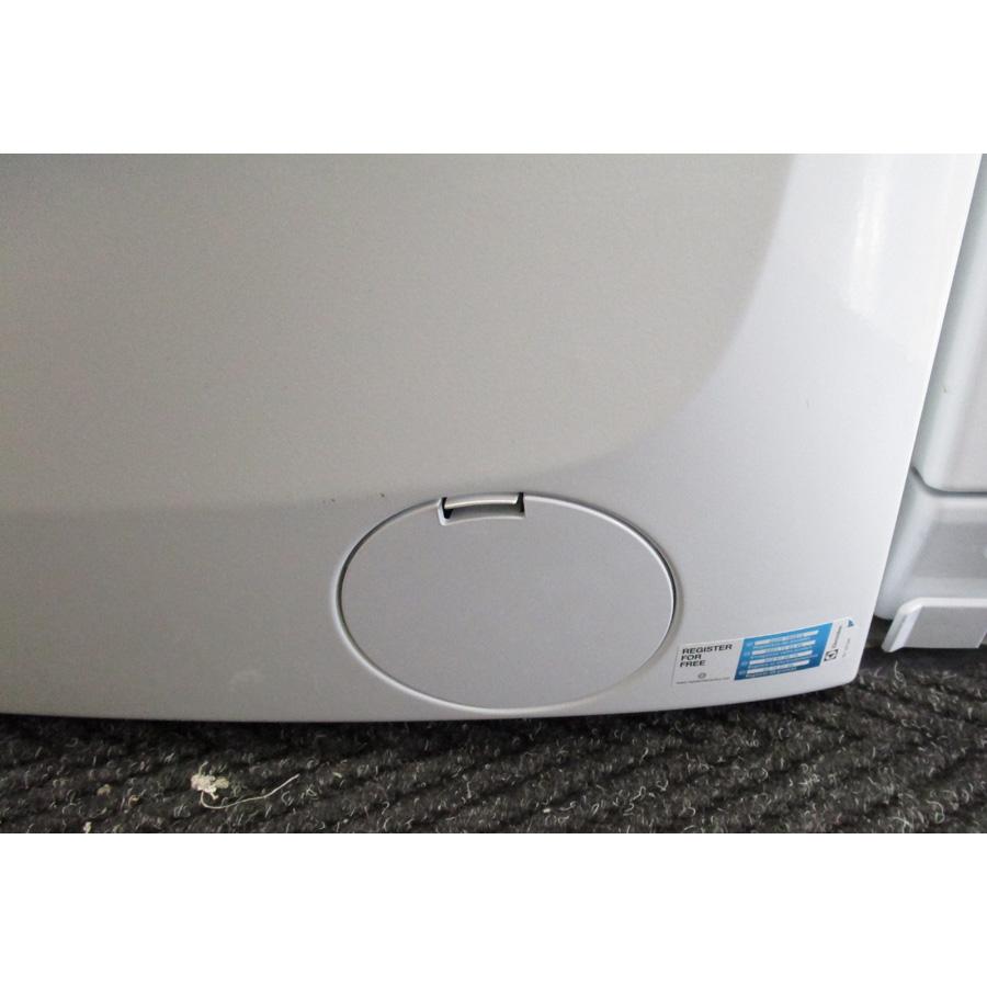 Electrolux EWF1483BB - Trappe du filtre de vidange