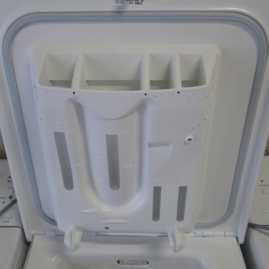 Far (Conforama) LT5510 - Compartiments à produits lessiviels