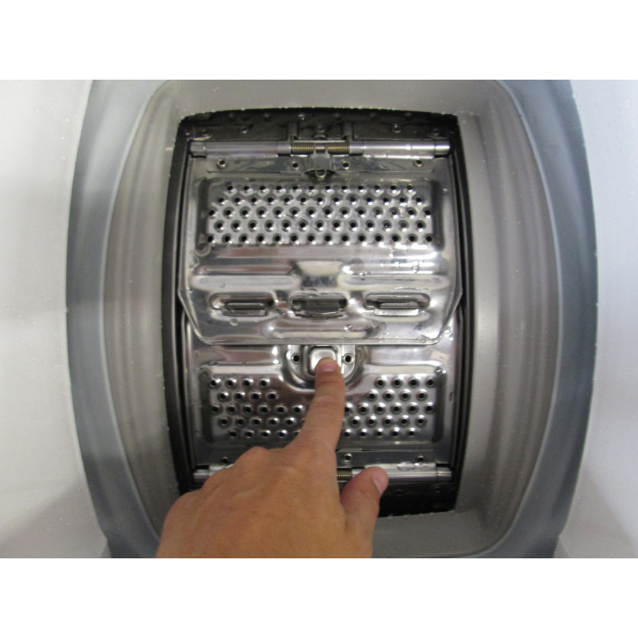 Far (Conforama) LT5510 - Bouton d'ouverture des portillons