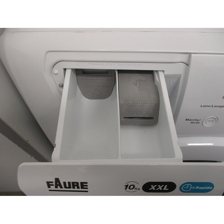 Faure FWF10120PS - Compartiments à produits lessiviels