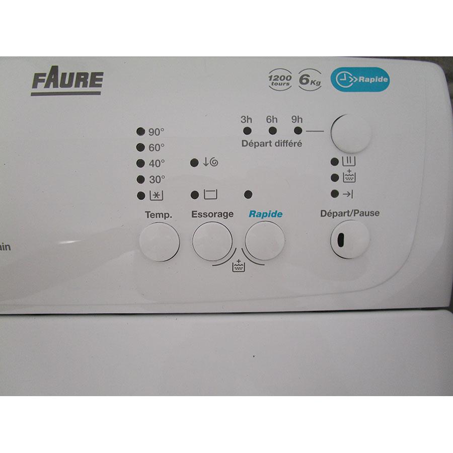 Faure FWQ6412C - Touches d'option