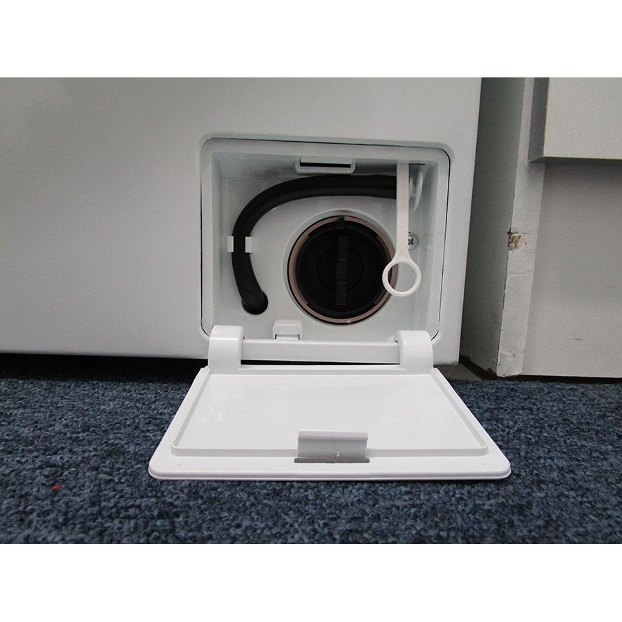 Haier HW60-14829 - Bouchon du filtre de vidange