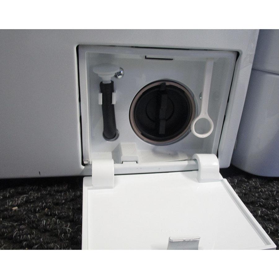 Haier HW70-14636  - Bouchon du filtre de vidange